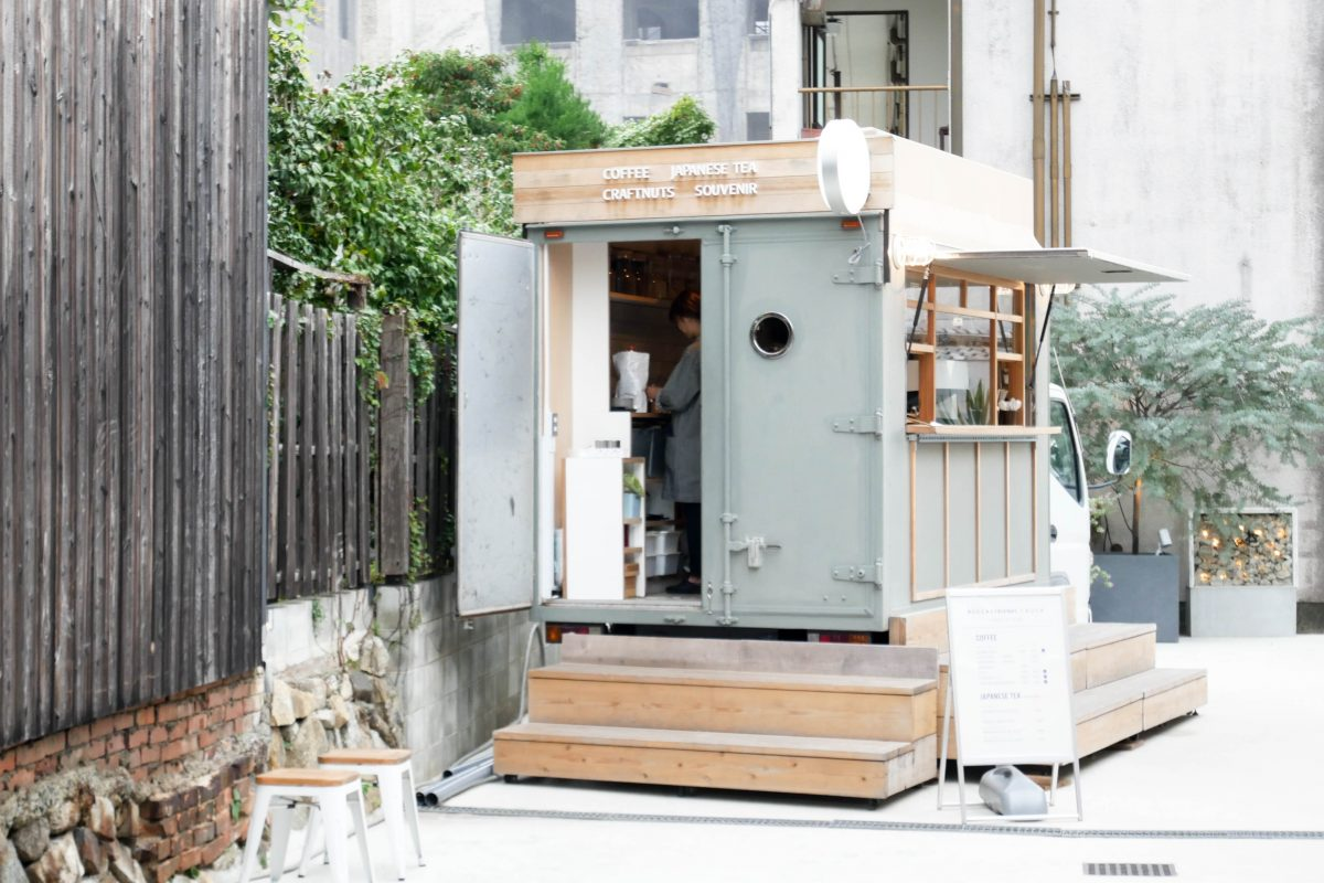 cafe hipster kyoto coffee japan
